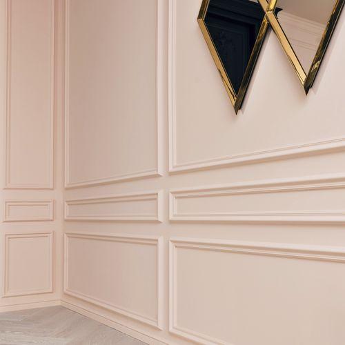 panel decorativo de revestimiento / acrílico / para interiores / de pared
