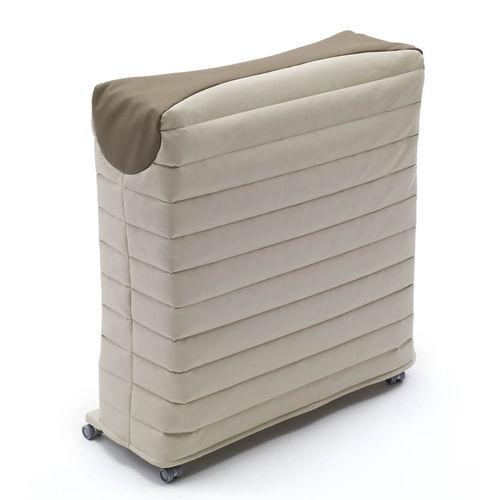 cama estándar / de soltero / moderna / con ruedas