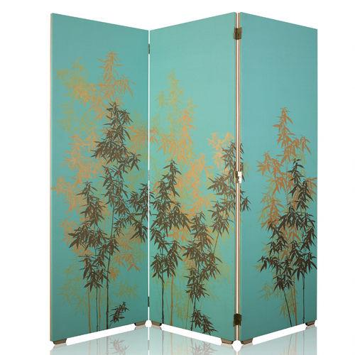 Biombo clásico / de madera / a medida BAMBOO FOREST Misha handmadewallpaper