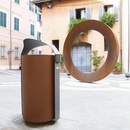 cubo de basura público - LAB23