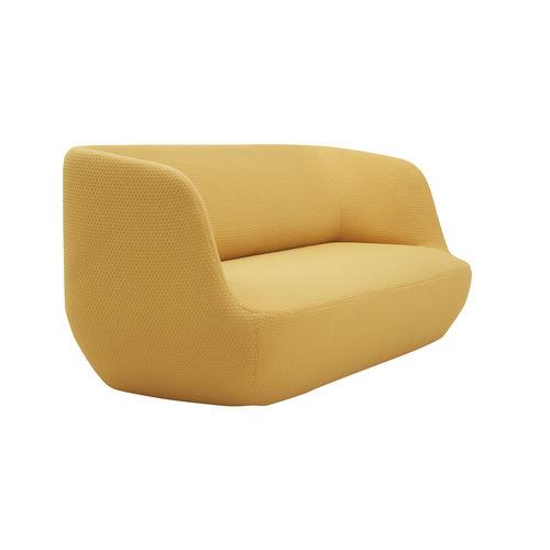 sofá compacto - SOFTLINE