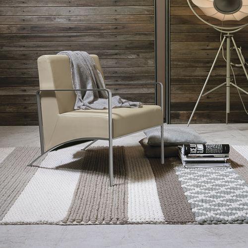 sillón moderno / de acero