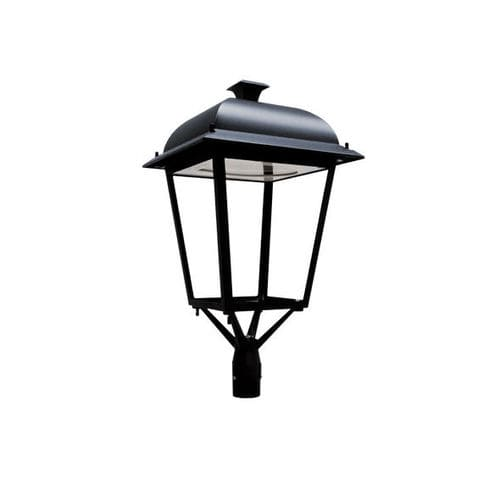 farola urbana / clásica / de aluminio / LED