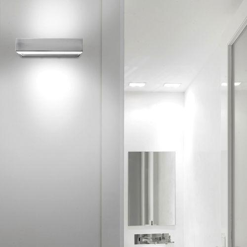 Iluminación de emergencia mural / rectangular / fluorescente compacta / LED APOLO : A-811/25, 40, 60 EMERG Pujol Iluminacion