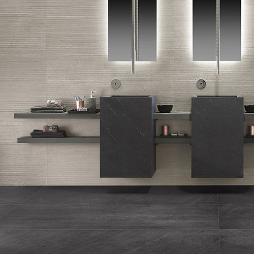 Baldosa para baño / de suelo / de gres porcelánico / de color liso NORDIC STONE Italgraniti Group S.p.a.