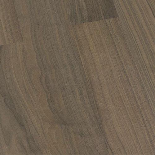 parquet multicapa / para pegar / de nogal americano / de madera exótica