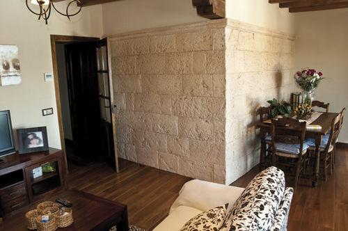moldura de hormigón / aspecto piedra