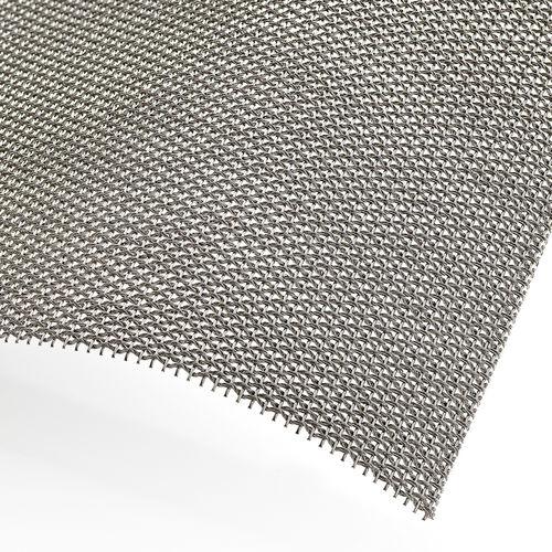 Malla metálica de revestimiento / para revestimiento interior / para pantalla solar / para techo DOLPHIN  GKD - Gebr. Kufferath AG