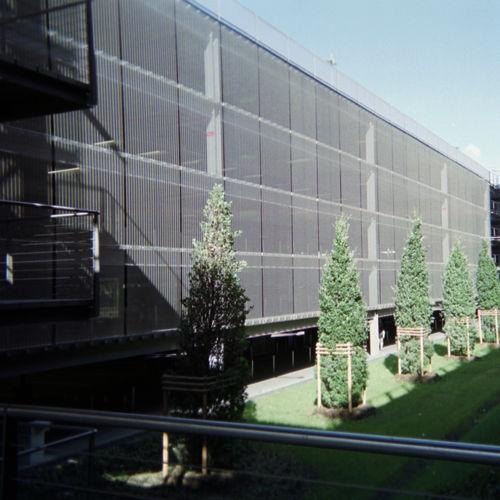 Malla metálica de revestimiento / para decoración interior / para pantalla solar / para techo FUTURA 3110 GKD - Gebr. Kufferath AG