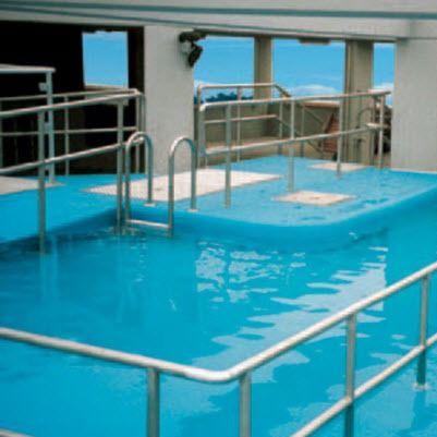 piscina enterrada / de hormigón / de exterior / de rehabilitación