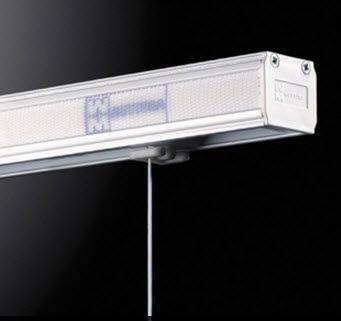 Sistema de apertura para cortinas plegable / motorizado SOFTBOX 437 MOTTURA