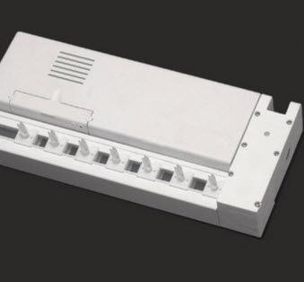 Sistema de apertura para cortinas vertical / motorizado MONO 373 MOTTURA