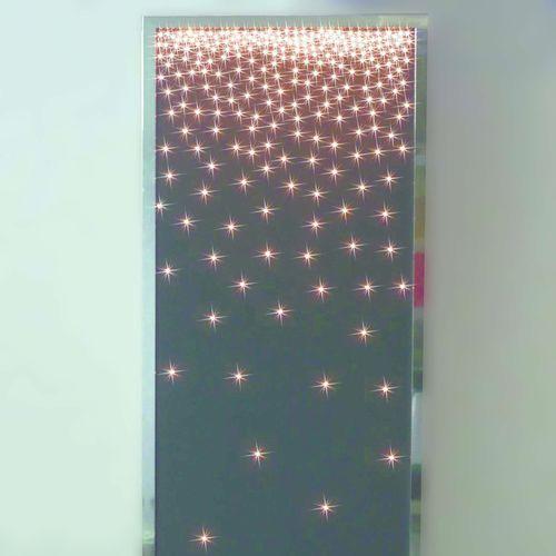Aplique de diseño original / de vidrio / LED ÉTOILÉ AP18050 Semeur d'étoiles