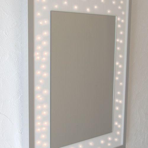 Espejo de pared / moderno / rectangular / con luz ÉTOILÉ Semeur d'étoiles