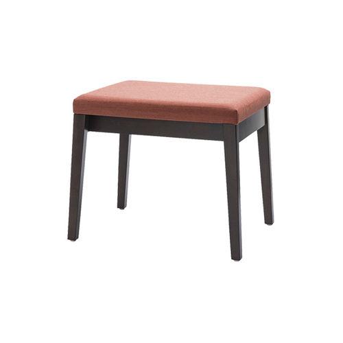 Taburete moderno / de madera / profesional / tapizado AFTERNOON by Gerd Rausch BRUNE Sitzmöbel GmbH