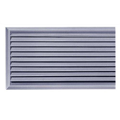 Rejilla de ventilación de acero / rectangular / ajustable SL TROX