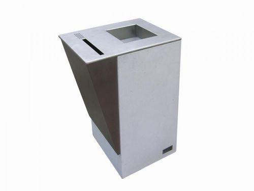 cubo de basura público - Amop Synergies