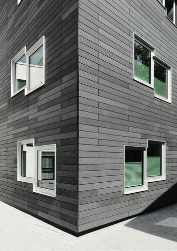 revestimiento de fachada de hormigón reforzado con fibra - Rieder Sales GmbH