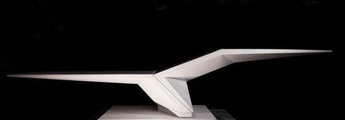 Banco público / de diseño original / de hormigón de alto rendimiento / para uso profesional JONATHAN by Ivan Del Ponte & Matteo Zambelli BELLITALIA