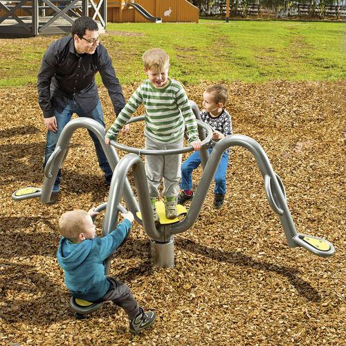Juego giratorio para parque infantil 137043M Lappset