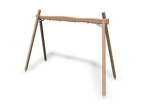 Columpio de madera / para parque infantil 175575 Lappset