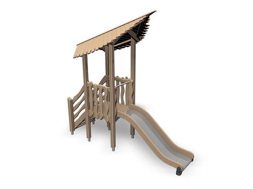 Tobogán recto / para parque infantil 175515 Lappset