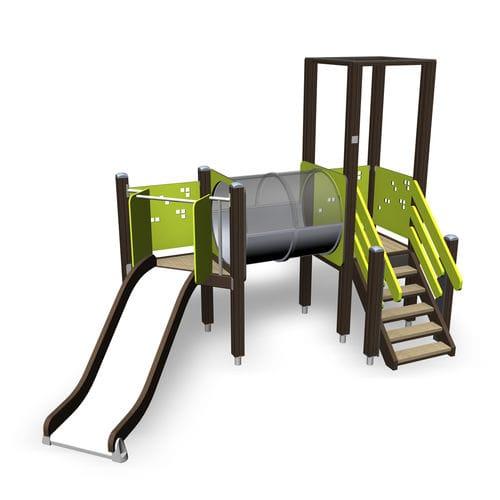 Tobogán recto / para parque infantil 137117M Lappset