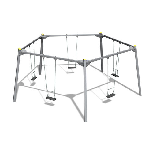 Columpio de metal / múltiple 220005 Lappset