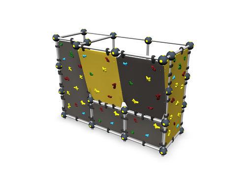 recorrido de obstáculos para parque infantil / para instalación deportiva