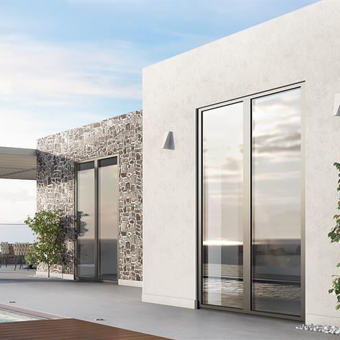 perfil de ventana de aluminio - ALUMIL S.A.