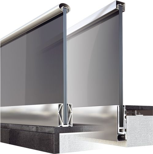 sistema de fijación aluminio - ALUMIL S.A.