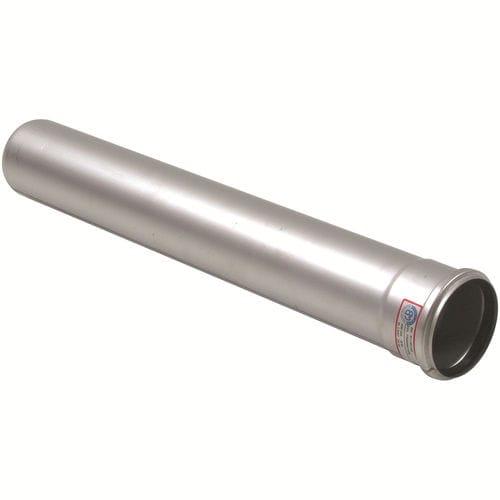 tubo de descarga de acero inoxidable