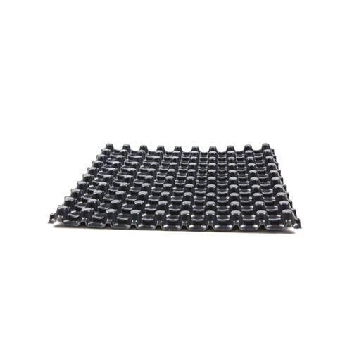 membrana de drenaje de polietileno de alta densidad PEHD / drenaje de tejados vegetales / de almacenamiento de agua / drenaje bajo pavimento