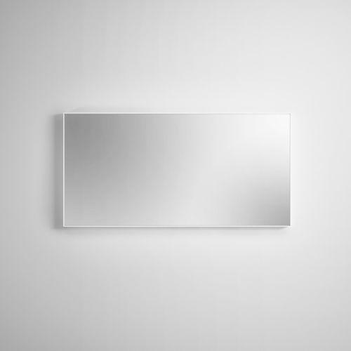 espejo de pared / moderno / rectangular / de Corian®