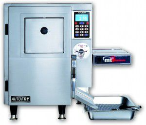 Freidora eléctrica / de pie / de uso profesional MTI-10X Autofry MTI