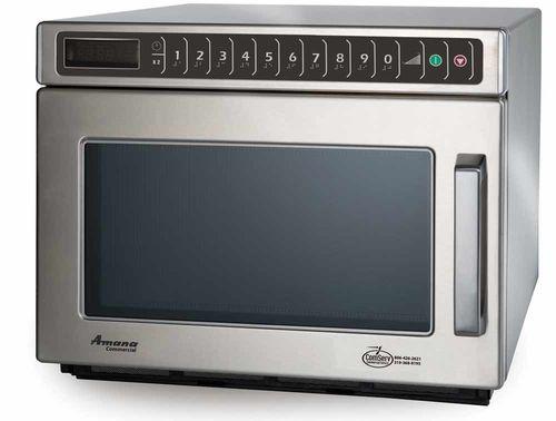 horno eléctrico / para uso profesional / de microondas