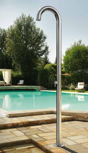 Ducha par jardín para piscina / acero inoxidable CLUB: C90 MIX Fontealta