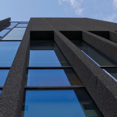 revestimiento de fachada de material compuesto - Steni