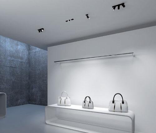 foco empotrable de techo / empotrable de pared / de interior / LED