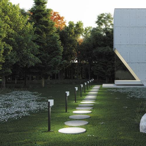 bolardo de iluminación de jardín / moderno / DurCoral® / LED
