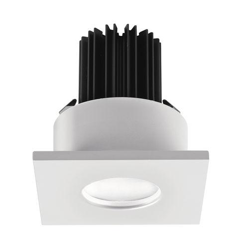 downlight empotrable / de baño / para exterior / LED