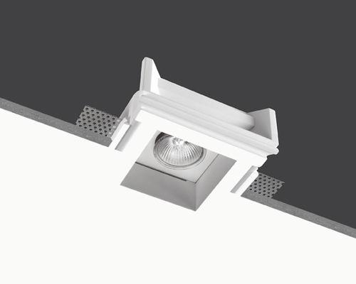 downlight empotrable / halógeno / cuadrado / rectangular