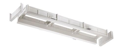luminaria empotrable de techo / fluorescente compacta / halógena / HID
