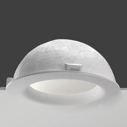 downlight empotrable / fluorescente compacta / redondo / Coral®