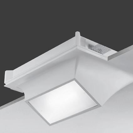 downlight empotrable / LED / halógeno / fluorescente compacta