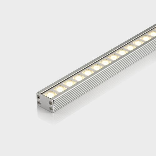 luminaria LED / lineal / de aluminio / IP65