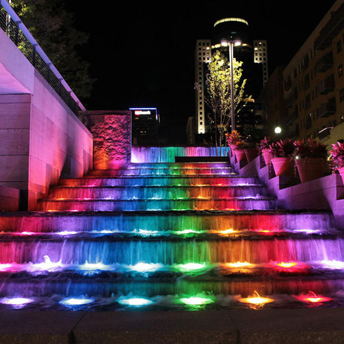 proyector LED - Crystal Fountains