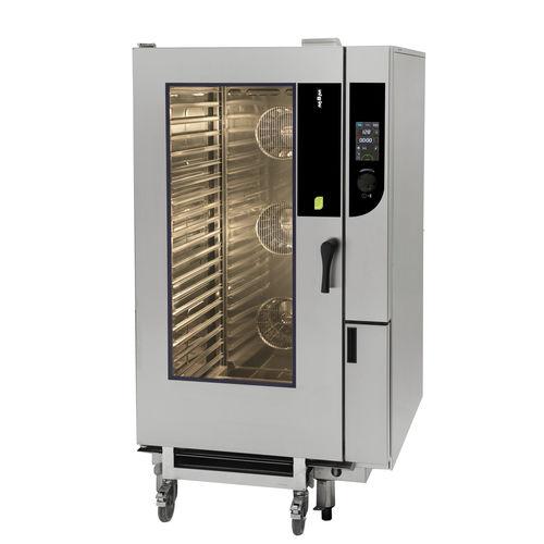 horno eléctrico / profesional / de convección / de vapor