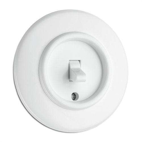Interruptor de palanca / de Duroplast / clásico / blanco 176405 THPG Thomas Hoof Produktgesellschaft mbH & Co. KG