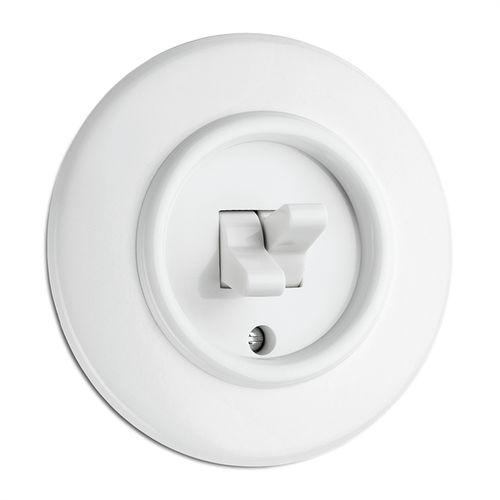 interruptor de palanca / doble / de Duroplast / clásico